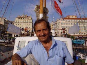 Nardo Vicente signe la préface du livre PLONGER DU BORD