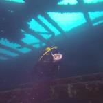 Épave du Saint-Dominique plongée à bord à Marseille