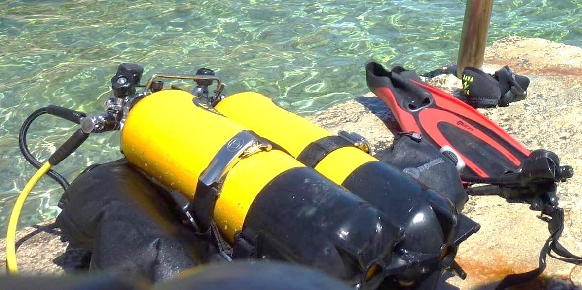 Vol de Matériel de plongée dans la calanque de La Vesse