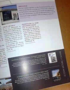 Plonger du bord Clip magazine du tourisme dans les Bouches-du-Rhone