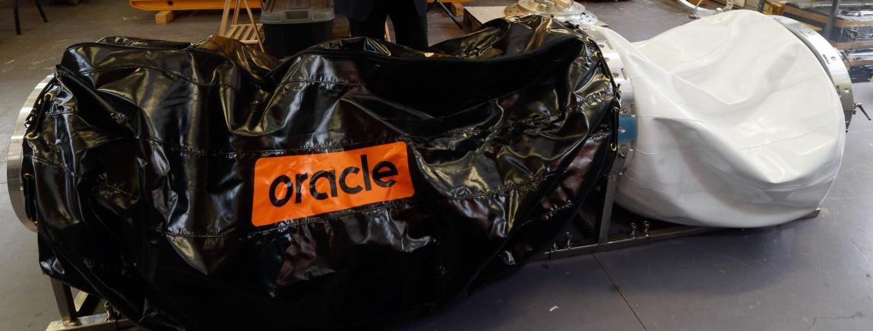 ORACLE Caisson hyperbare pliable