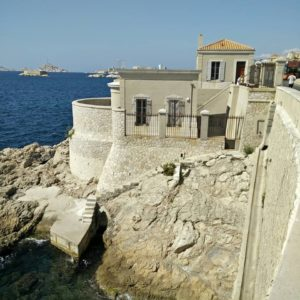 maregraphe de Marseille