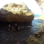 Plonger du bord sur la cote bleue et plongées à Martigues Carro Sausset-Les-Pins Carry-Le-Rouet Ensues-La-Redonne Le Rove