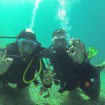 Baptême de plongée sous-marine on se souvient tous de la première fois