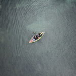 Comment plonger du bord en kayak La plongée kayak