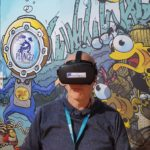 Visite active en 360° plongez à Marseille au stand de la ville de Marseille au salon de la plongée