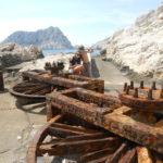 Le téléscaphe de Marseille histoire du téléphérique sous-marin de Callelongue