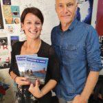 L'invité du jour d'Anne Limbour Plonger du Bord Eric Vastine sur Provence Azur TV Var