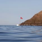 Attention filet de pêche sur les spots de plongée du bord N°46 à 52/57