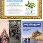 Plonger du bord au salon Livres, tourisme et Patrimoines qui se déroulera à Aix-en-Provence